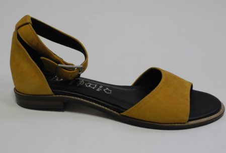 J-5147-žltá-nubuk